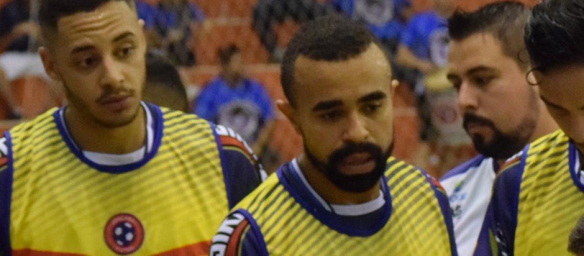 O Joaçaba Futsal passou por uma reformulação e conta com um elenco jovem em 2019