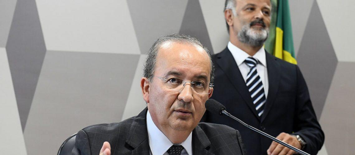 Jorginho Mello - Presidente da Frente da Micro e Pequena Empresa do Congresso Nacional/Foto: Marcos Oliveira - Agência Senado