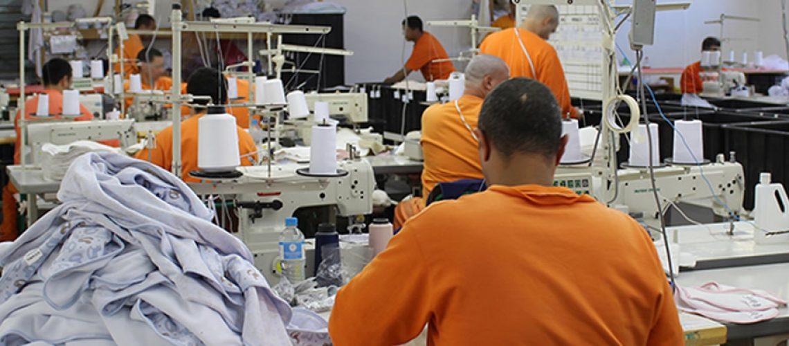 É preciso acreditar na mão de obra prisional /Foto: Divulgação Internet