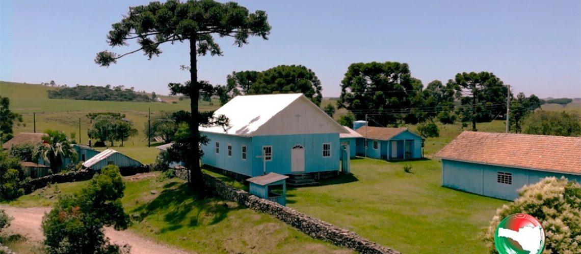 Coxilha Rica/Lages -SC/Foto: MSM Imagens aéreas