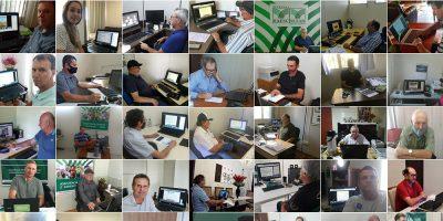 Videoconferência reuniu 84 dos 92 presidentes dos Sindicatos Rurais do Estado