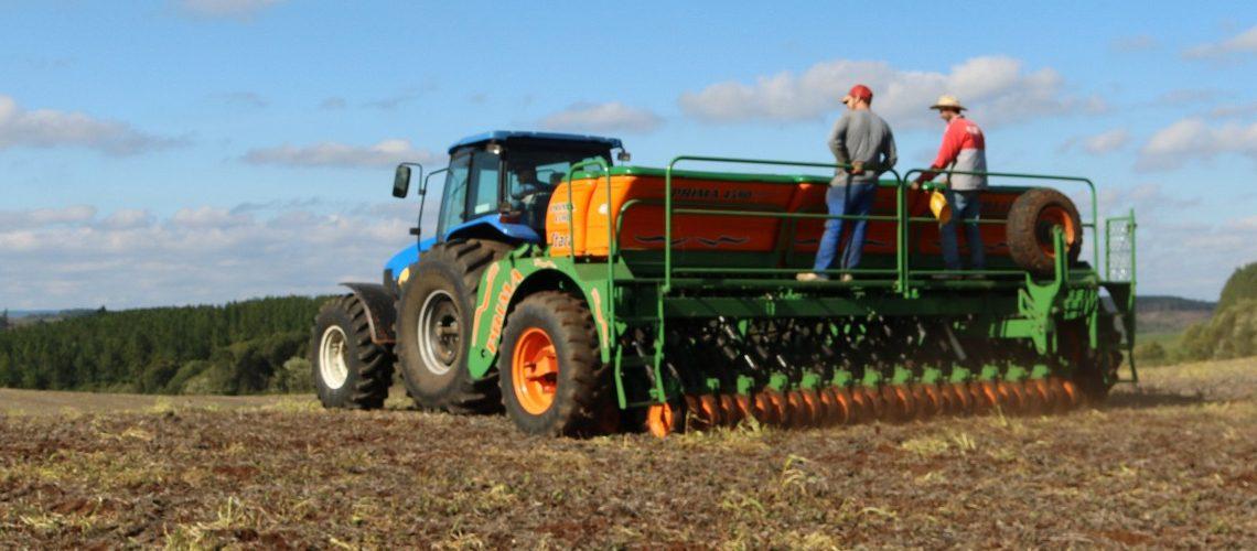Para incentivar os produtores, a Secretaria da Agricultura irá apoiar o pagamento do seguro rural/Foto: Assessoria