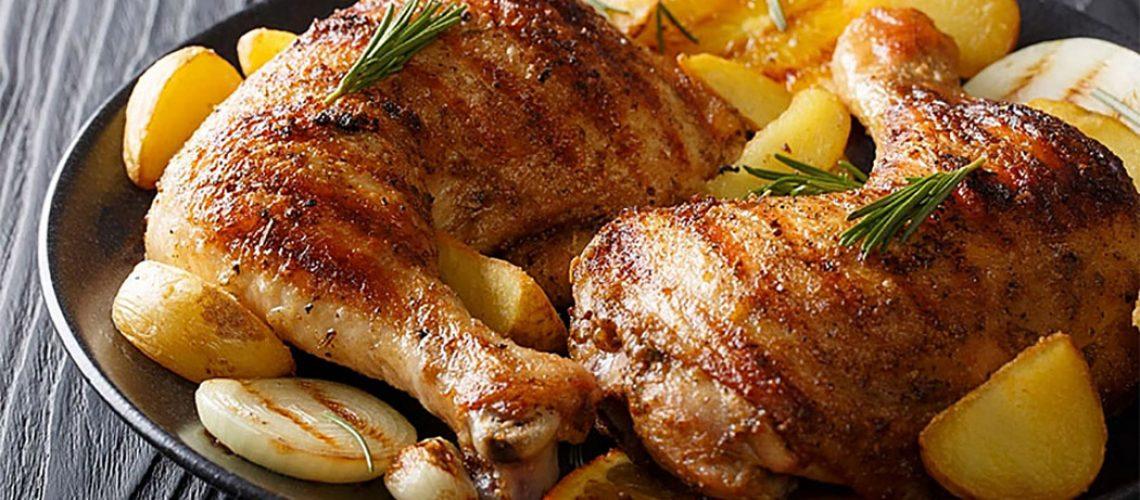 A carne de frango se torna a mais acessível dentre as proteínas de origem animal/Foto: Internet