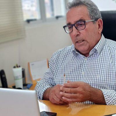 João Carlos Di Domenico - Presidente da Cooperativa Agropecuária Camponovense