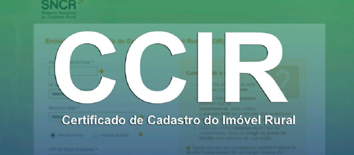 O CCIR tem periodicidade anual/Foto: Internet