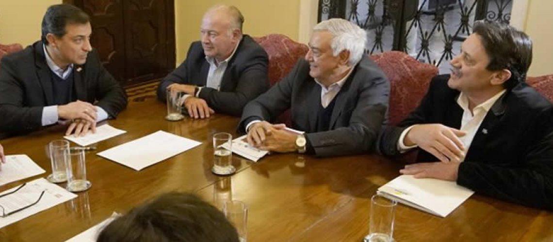 Reunião do Governo com entidades do agronegócio sobre regra do ICMS de agrotóxicos/Foto: Ricardo Woffenbuttel