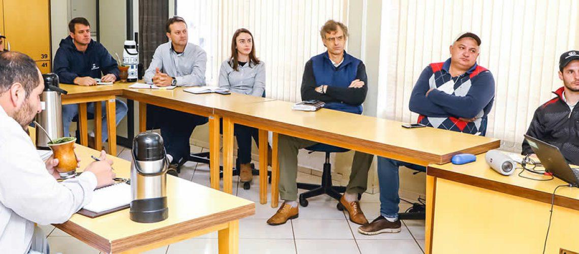 A cooperativa tem buscado por ferramentas de agricultura digital para que os associados possam obter a máxima produtividade das lavouras/Foto: Assessoria de Imprensa