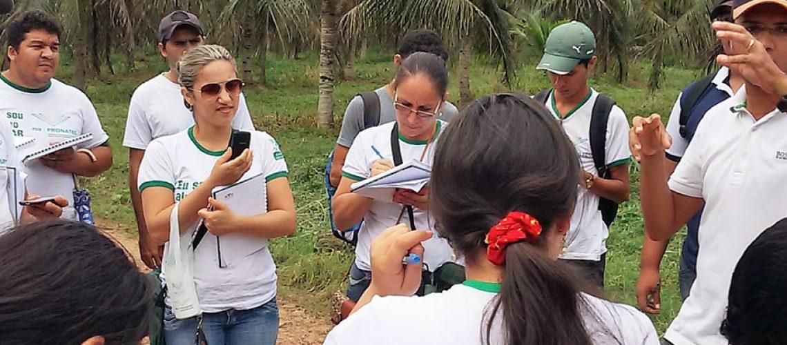 Já foram formados 335 técnicos em agronegócio no Estado/Foto: Divulgação Internet