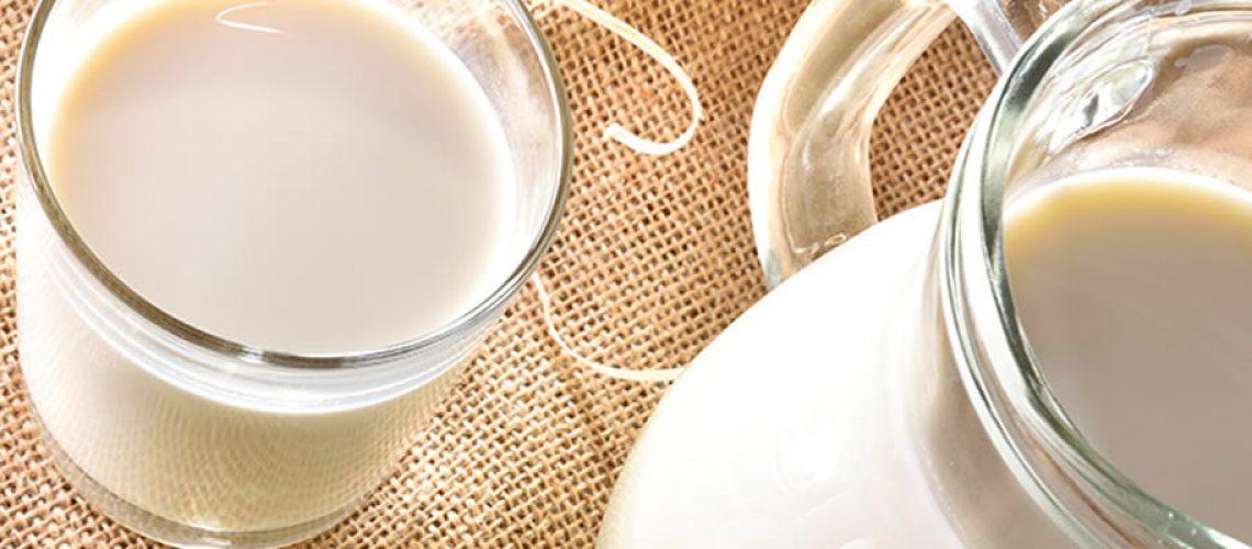 O leite tem inúmeros prós