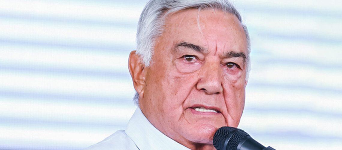 José Zeferino Pedrozo - Presidente FAESC e Senar /Foto: Assessoria de Imprensa