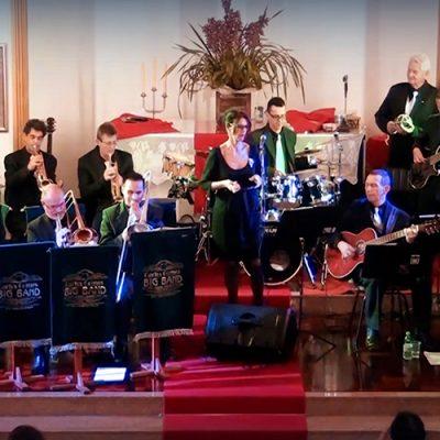 A Carlos Gomes Big Band tem 3 DVD's gravados, sendo dois ao vivo/Foto: Bom Dia SC