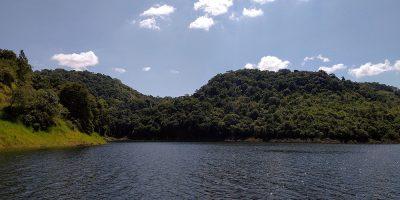 A beleza das aguas do Rio Uruguai/Foto: Bom Dia SC