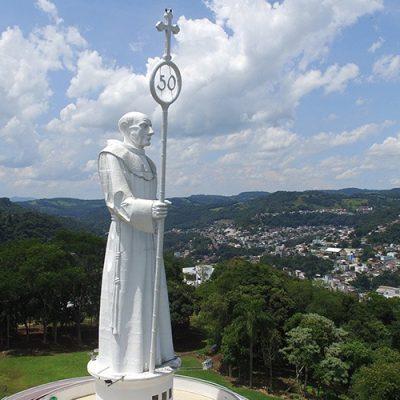 Joaçaba integra a Rota da Amizade no Vale dos Imigrantes/Foto: Bom Dia SC