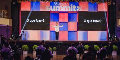 Gramado Summit ocorre de 10 a 12 de março de 2021, no Serra Park, em Gramado/RS