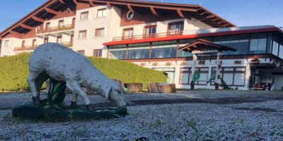 Fraiburgo a zero grau/Foto: Hotel Renar