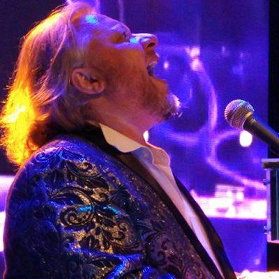 O pianista Rodrigo Soltton, no show de Reveillon do Machadinho Thermas Resort Spa/Foto: Bom Dia SC