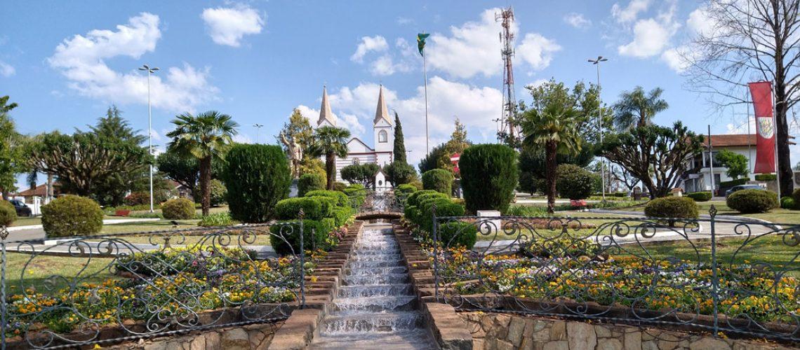 O município é o 13º destino turístico de Santa Catarina a receber o Selo Safe Travels/Foto; Bom Dia  SC