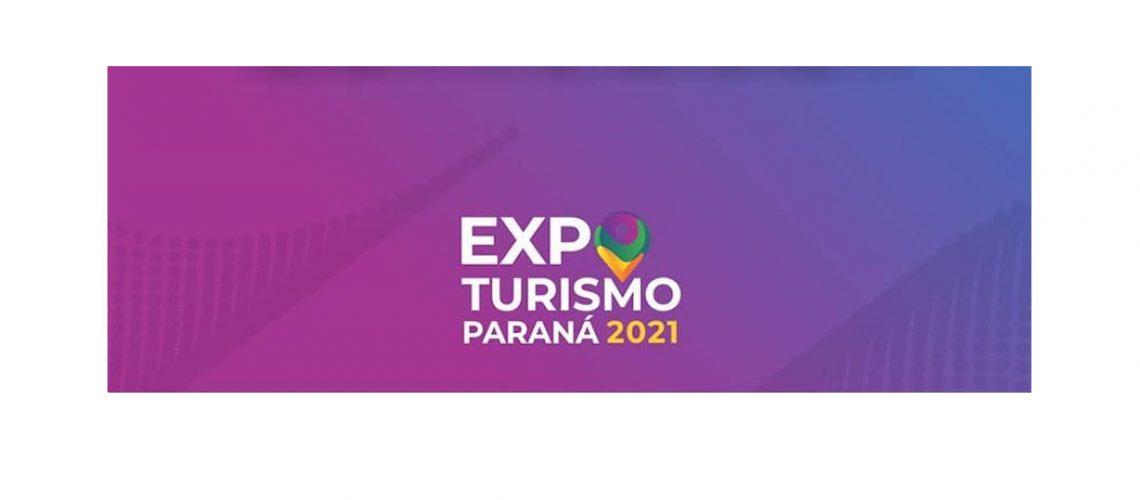"""A feira """"Expo Turismo Paraná"""" será realizada  dias 16 e 17 de abril de 2021"""