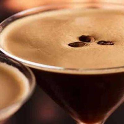 Espresso Martini, por Caio Tucunduva do Cafe Hotel