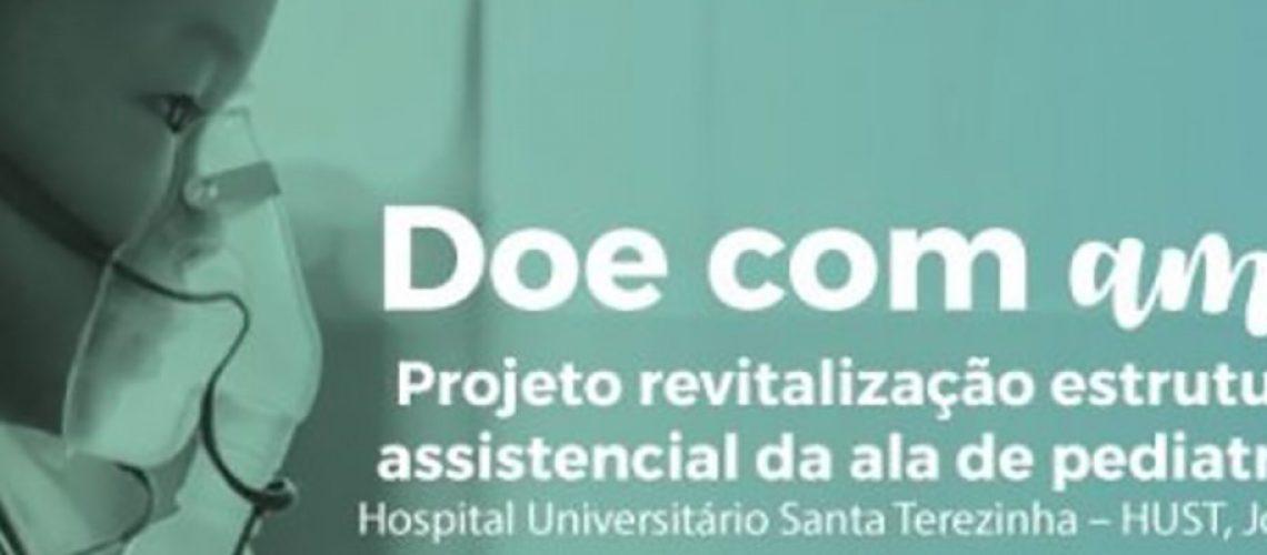 O hospital foi autorizado no final de 2019