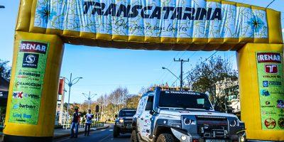 O 12º Transcatarina está chegando: de 27 a 31 de outubro (Felipe Sanches/DFOTOS)