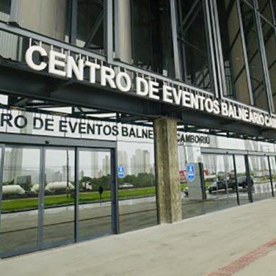 Centro de Eventos e Convenções de Balneário Camboriú/Foto: Internet