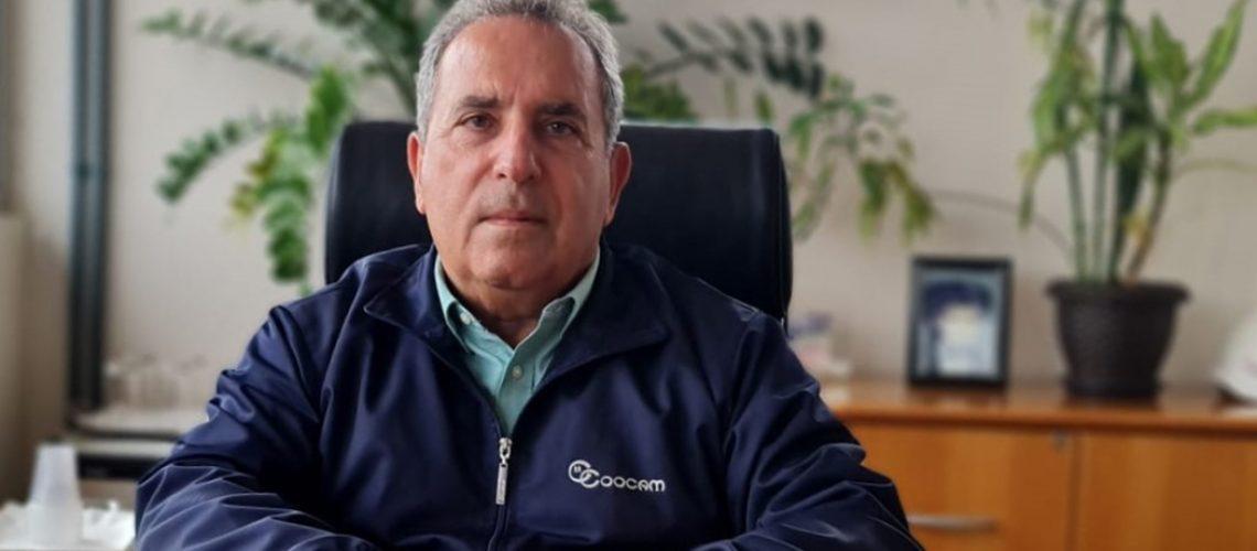 Presidente da Coocam, João Carlos Di Domenico, confia que a região vai voltar a produzir trigo ou cevada, fortemente