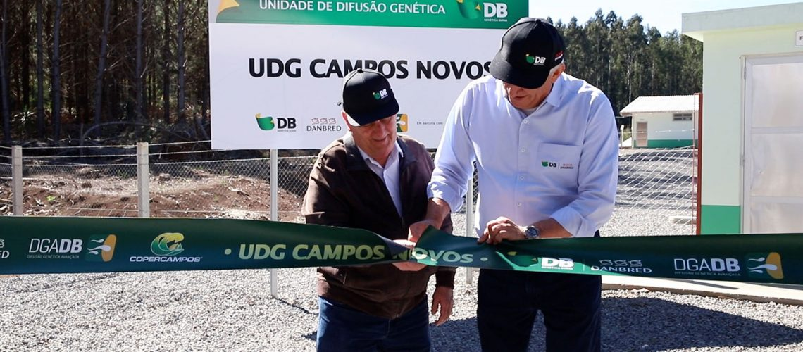 É uma unidade de alta qualidade, toda automatizada que levará o nome de Campos Novos para todo o Brasil, fala Luiz Carlos Chioca, Presidente da Copercampos