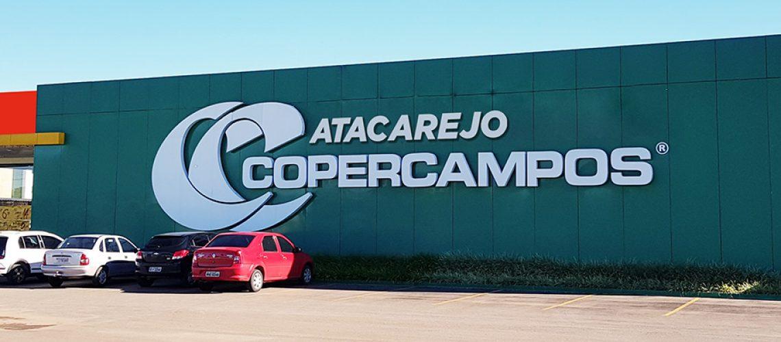 O Atacarejo Copercampos abre as portas no dia 28 de junho/Foto: Assessoria e Imprensa
