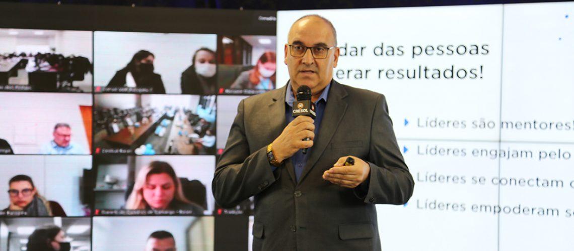 Alzimiro Thomé - Presidente do Sistema Cresol Baser