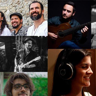 Músicos e artistas de várias regiões de Santa Catarina se unem/Foto: Assessoria de Imprensa