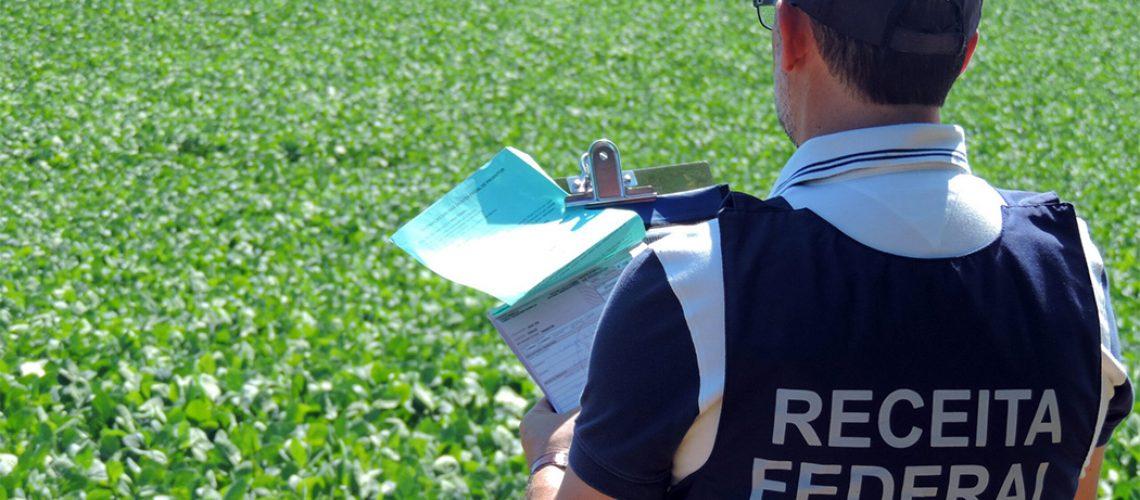 A estimativa da Receita Federal é de que os prejuízos causados pela sonegação fiscal na atividade rural cheguem a R$ 1 bilhão/Foto: Internet