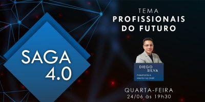 Diego Silva é co-fundador, palestrante e mentor na 2A3R/Foto: Assessoria