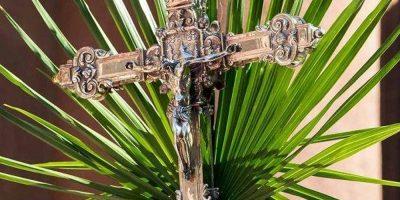 A Igreja Católica inicia a Semana Santa com a Celebração do Domingo de Ramos/Foto: Internet