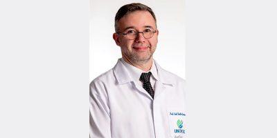 Professor da Unoesc, Dr. Abel Botelho Quaresma