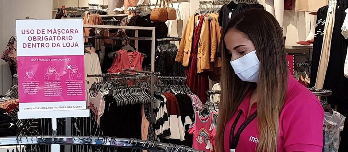 Os dados apontam que os catarinenses estão dando preferência às compras essenciais/Foto: Internet
