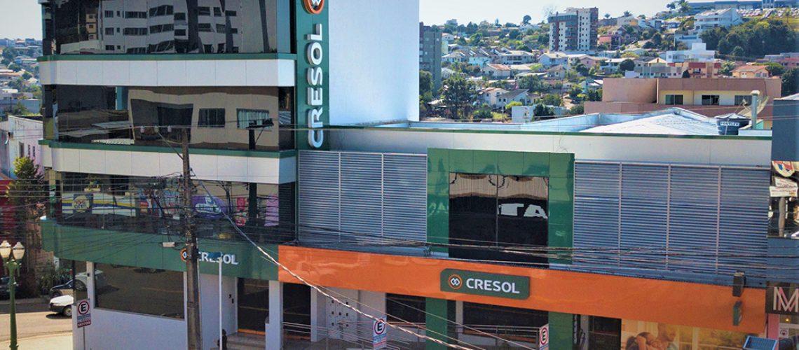 Com 25 anos de história, a Cresol é hoje uma cooperativa sólida/Foto: Assessoria
