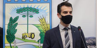 Mauro Batista Neto - Delegado da Receita Federal de Joaçaba