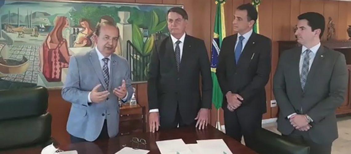 Projeto de Lei Complementar é de relatoria do senador catarinense Jorginho Mello (PL-SC)/Foto: Assessoria