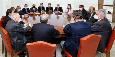 Soluções foram tratadas em reunião articulada pelo senador Jorginho Mello