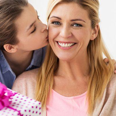 O dia das mães é uma das principais datas do comércio/Foto: Internet