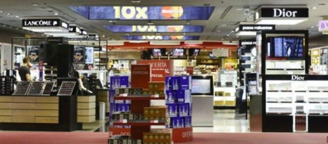 A Receita Federal presta esclarecimentos quanto aos limites de isenção para viajantes que chegarem ao Brasil/Foto: Divulgação Internet