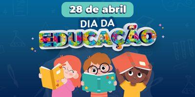 A data foi criada para reafirmar a importância da Educação