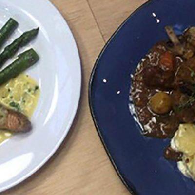 A atividade prática vinculada a segunda fase do curso, do componente curricular denominado Cozinha clássica Francesa e Italiana