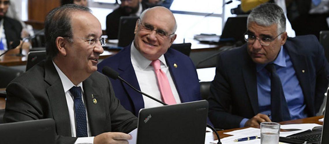 Agora o Senado encaminha o projeto para sanção do Presidente Jair Bolsonaro/Foto: Assessoria de Imprensa