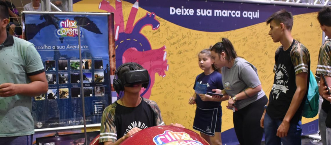 Atividades como realidade virtual