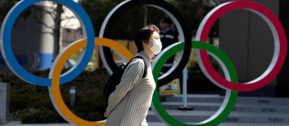 o Japão e o Comitê Olímpico Internacional (COI) adiaram os Jogos de Tóquio para 2021 por causa da pandemia do novo coronavírus/Foto: Internet