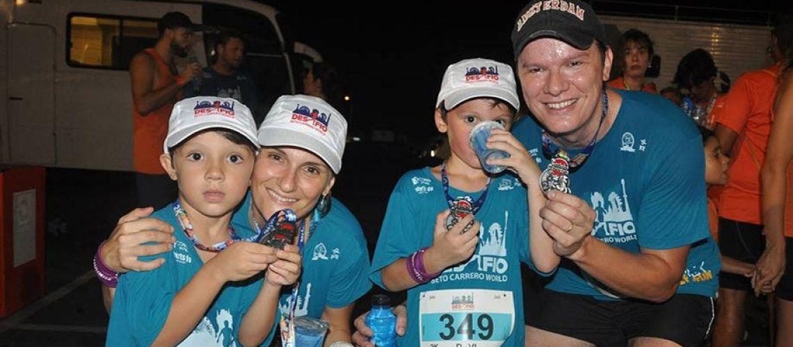 Um evento para os amantes da corrida e para toda a família/Foto: Juliane Bogo Corre Brasil