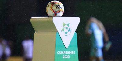 A FCF junto com a Associação de Clubes de Futebol Profissional de SC