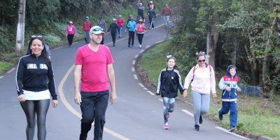 A 12º edição da Caminhada Ecológica foi um sucesso e superou todas as expectativas/Foto: Assessoria de Imprensa